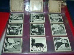 1966 Topps R710-11 Get Smart Panel Card Set of 66 Cards with Wrapper Box Top