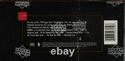 1999 Upper Deck FACTORY SEALED BOX MJ Career SET Auto (60 Cards) Michael Jordan