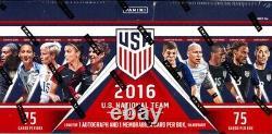 2016 Panini USA Soccer Set Box Blowout Cards