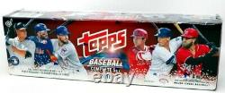 2018 Topps Complete Baseball Factory Set Box Hobby Blowout Cards