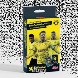 2020 Topps Borussia Dortmund Box Set 50 Card Sealed Include Sancho Haaland Reyna