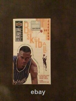 96-97 Upper Deck Collector's Choice BOX SET NBA Cards FACTORY SEALED KOBE ROOKIE