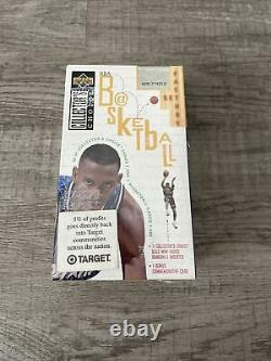 96-97 Upper Deck Collector's Choice BOX SET NBA Cards KOBE ROOKIE