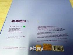 BTS Memories Of 2018 DVD Full Package Opened with SUGA card Kpop