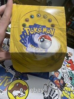Base Set Pokémon Box (No Cards)