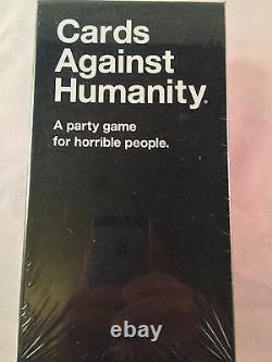Cards Against Humanity Game SET & EXPANS. 1-2-3-4-5-6 Bigger Blacker Box SET