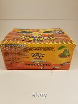 EMPTY Pokemon Expedition Base Set Booster Box (no cards included) WotC ROUGH