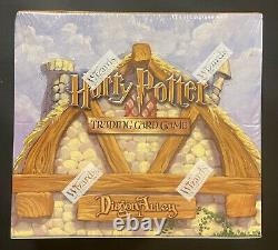 HARRY POTTER TCG DIAGON ALLEY Factory Sealed Trading Card Booster Box Set