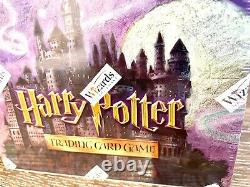 Harry Potter Base Set Booster Box TCG Cards Wizards of the Coast Sealed MINT