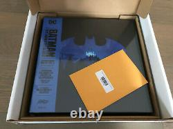 MONDO Batman The Animated Series 8 x LP Vinyl Box Set Volume 2 Withcards NEW