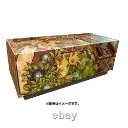 NEW Pokemon Card Game Sword & Shield Expansion Pack Eevee Heroes Eevee's Set BOX