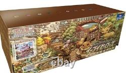 New Pokemon Card Game Sword & Shield Eevee Heroes Eevee's Gym Set box Japan
