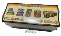POKEMON Eevee Heroes Eevee's Set Gym Center BOX card Eeveelutions From Japan