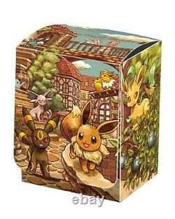 PSL Pokemon Card Eevee Heroes Eeveelutions Set Eevee's Set 1 BOX Japan Limited