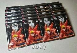 Path Of Pain Naruto CCG Card Game Loose Booster Box Pack Lot 24 Set 19 Brand New