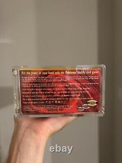 Pokemon Card 1st Edition Base Set Booster Box EMPTY Shadowless English Rare