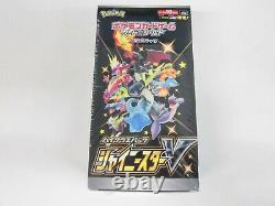 Pokemon Card Booster Box Shiny Star Eevee Heroes Blue Sky Stream set s4a s6a s7R