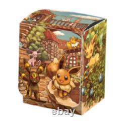 Pokemon Card Eevee Heroes Eeveelutions Eevee's Set BOX Japanese Version Limited