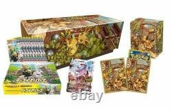 Pokemon Card Game Eevee Heroes Eevee's Set Gym brown Box