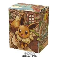 Pokemon Card Game Sword & Shield Eevee Heroes Set Special Box Gym eevee's set