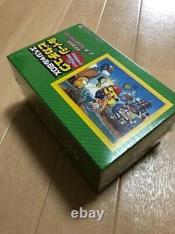 Pokemon Card Mario Pikachu Luigi Pikachu Special Box Set Kyoto Open Memorial