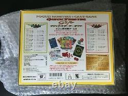 Pokemon Card Red Green Quick Starter Gift Set Box Complete Japanese Promo 1998