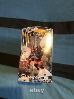 Pokemon Cards Base Set Sun And Moon Sealed Booster Box 36 Packs