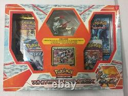 Pokemon White Kyurem Box Gift Set For Card Game TCG CCG