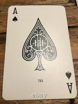 Rare Gmh Nasco Fx Fj Fe Fc Holden Vintage Boxed Set Promotional Playing Cards
