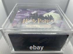 Rare WOTC Harry Potter Trading Card Game Base Set Booster Box Factory Sealed