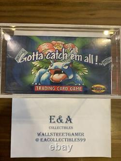 SEALED Base Set BOOSTER BOX WOTC 1999 Pokemon Cards English DM to Buy
