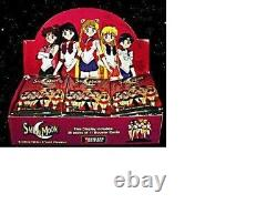 Sailor Moon Set 1 Card Game Booster Box Premiere Edition (36 Packs 2000)