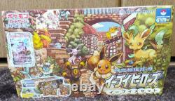 Unopend Eevee Heroes Eevee's Gym Set box Japanese Pokemon Card Game! SHIELD