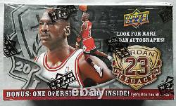 Upper Deck Michael Jordan 2009/10 Legacy Box Set Trading Cards MJ