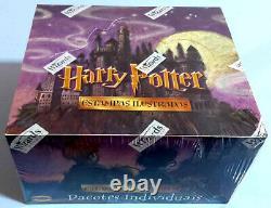 Wizards of the coast Harry Potter Card Game Base Set Booster Box 36 Packs